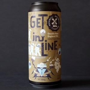 Rockmill; Get in Line; Craft Beer; Remeselné Pivo; Salon piva; Beer Station; Plechovkové pivo; Double NEIPA; New England IPA; Distribúcia piva; Poľský pivovar; Poľské pivo