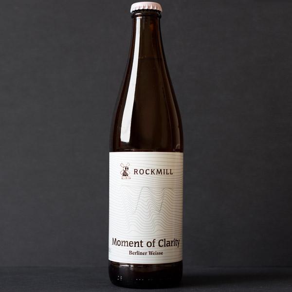 Rockmill; Moment Of Clarity; Craft Beer; Remeselné Pivo; Salon piva; Beer Station; Fľaškové pivo; Berliner Weisse; Distribúcia piva; Poľský pivovar; Poľské pivo