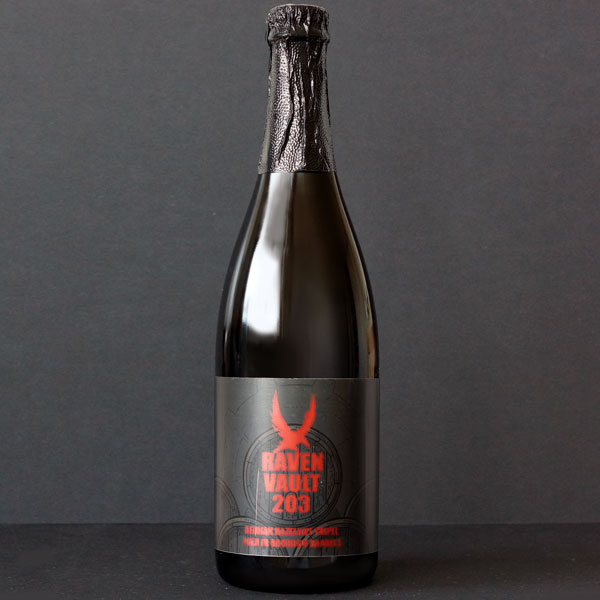 Raven; Vault 203; Belgian Tripel; Aged; Beer Station; pivo e-shop; remeselné pivo; craft beer Bratislava; živé pivo; pivo; Distribúcia piva; Svetlé pivo; Barrel Aged; Bourbon