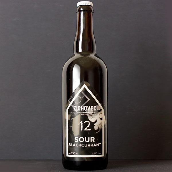 Zichovec; Sour Blackcurrant; Zichovec pivo; Zichovec Fruit Sour Ale