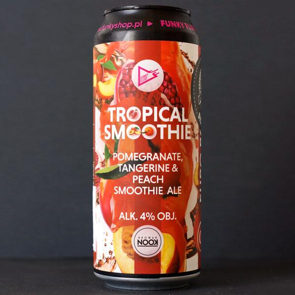 Funky Fluid; Tropical Smoothie: Pomegranate, Tangerine & Peach; Craft Beer; Remeselné Pivo; Pod vrchnakom; Beer Station; Plechovkové pivo; Smoothie Ale; Distribúcia piva; Poľské pivo