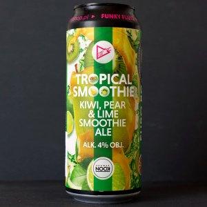 Funky Fluid; Tropical Smoothie Kiwi Pear Lime; Craft Beer; Remeselné Pivo; Pod vrchnakom; Beer Station; Plechovkové pivo; Smoothie Ale; Distribúcia piva; Poľské pivo