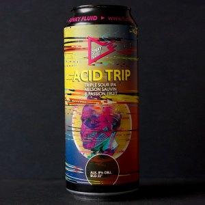 Funky Fluid; Acid Trip: Nelson Sauvin & Passion Fruit; Remeselné Pivo; Pod vrchnakom; Beer Station; Plechovkové pivo; Sour IPA; Distribúcia piva; Poľské pivo