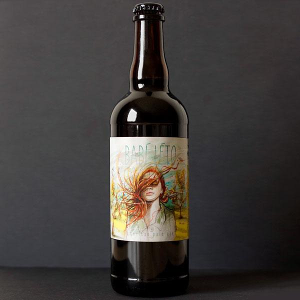 Mazák; Babí Léto 12°; Rozvoz piva; Remeselné pivo; Živé pivo; Beer Station; Remeselný pivovar; Pale Ale