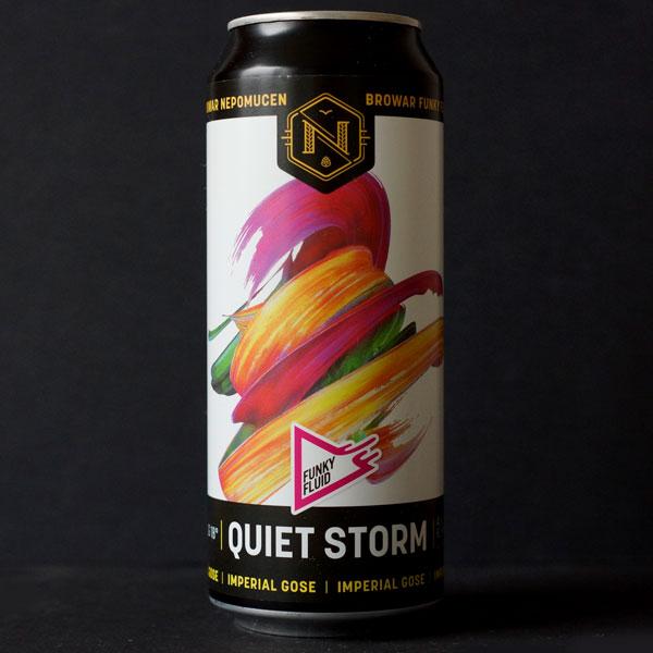 Funky Fluid; Nepomucen; Quiet Storm; Remeselné Pivo; Pod vrchnakom; Beer Station; Plechovkové pivo; Imperial Gose; Distribúcia piva; Poľské pivo