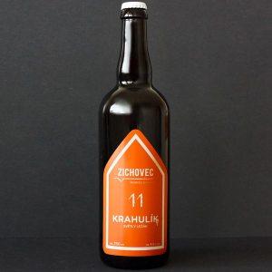 Zichovec; Krahulík 11°; Beer Station; pivo e-shop; remeselné pivo; remeselný pivovar; craft beer Bratislava; živé pivo