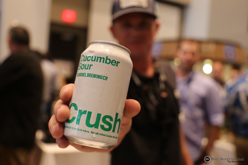 10 Barrel Crush Cucumber Sour