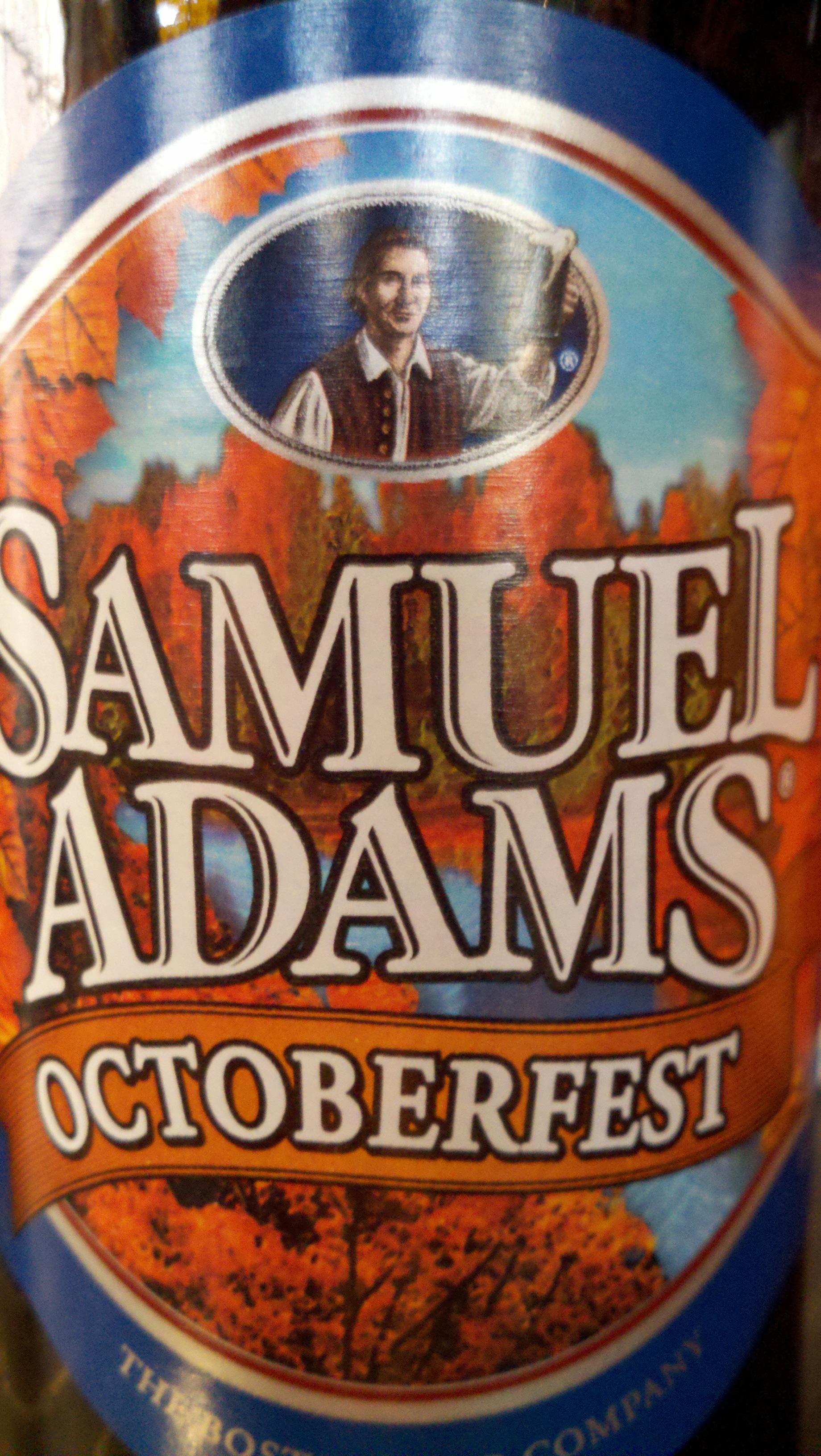 sam adams octoberfest percentage