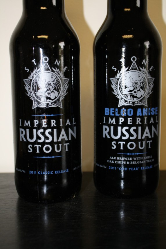 Stone Belgo Anise Imperial Russian Stout
