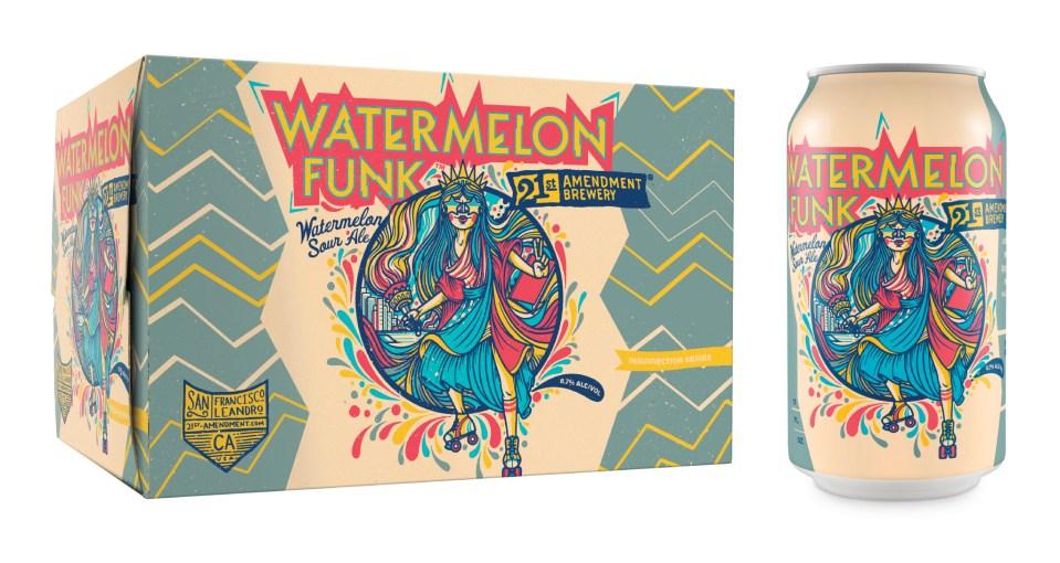 21st Amendment Watermelon Funk