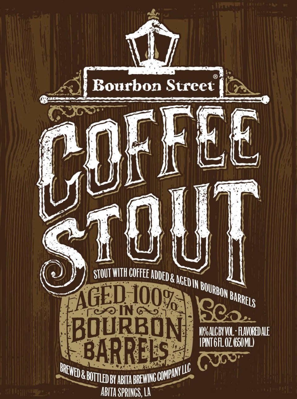Abita Bourbon Street Coffee Stout