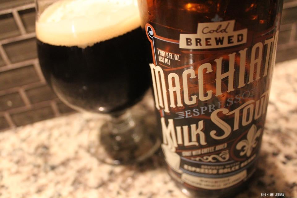 Abita Macchiato Espresso Milk Stout