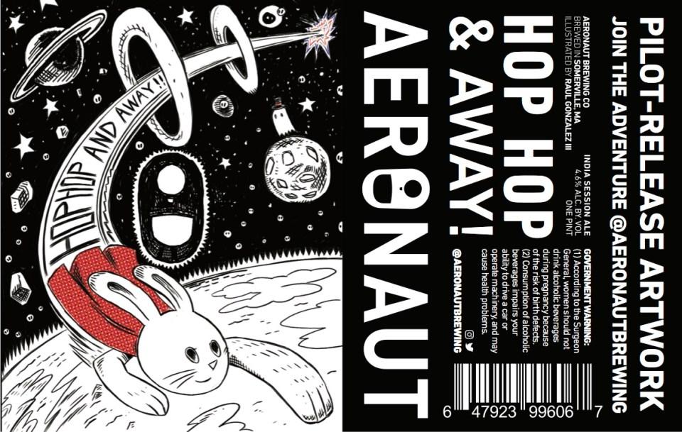 Aeronaut Hop Hop and Away