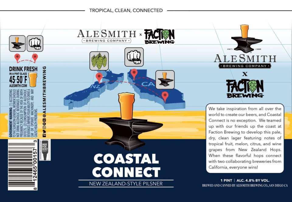 Alesmith Coastal Connect