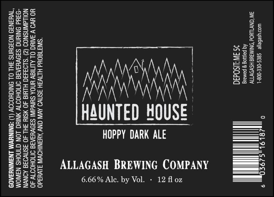 Allagash Haunted House