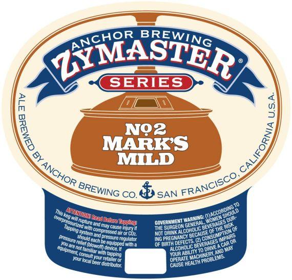 Anchor Zymaster Series No 2 Mark's Mild