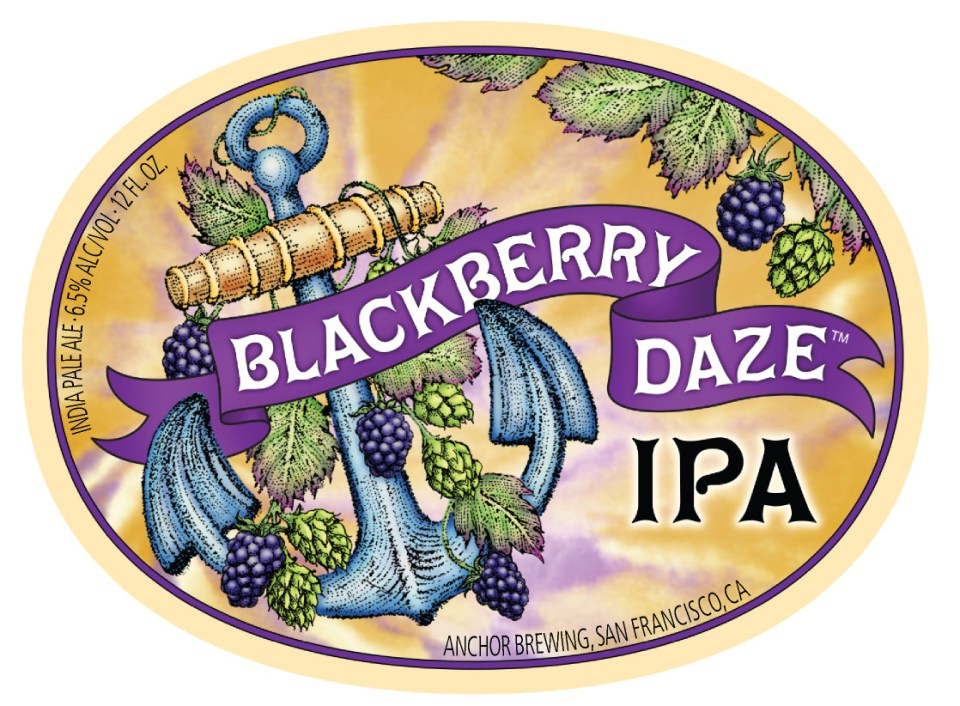 Anchor Blackberry Daze Ipa