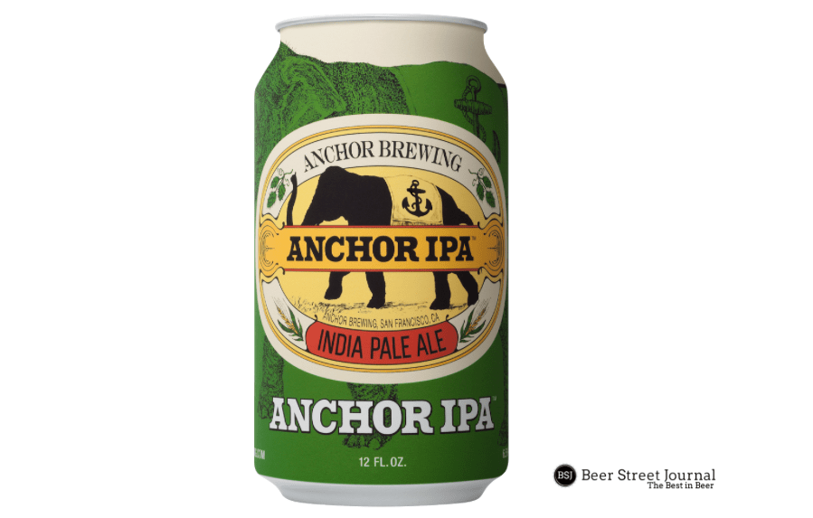 Anchor IPA Cans