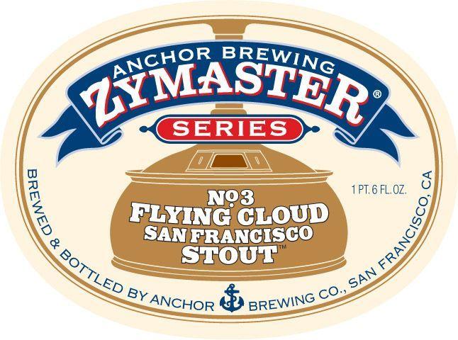 Anchor Zymaster Flying Cloud San Francisco Stout