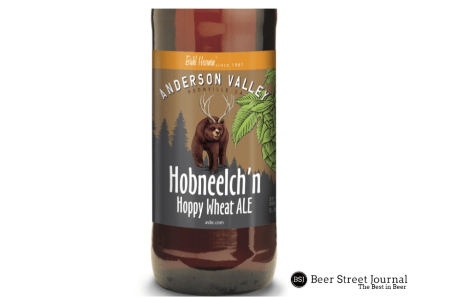 Anderson Valley Hobneelch'n Hoppy Wheat Ale