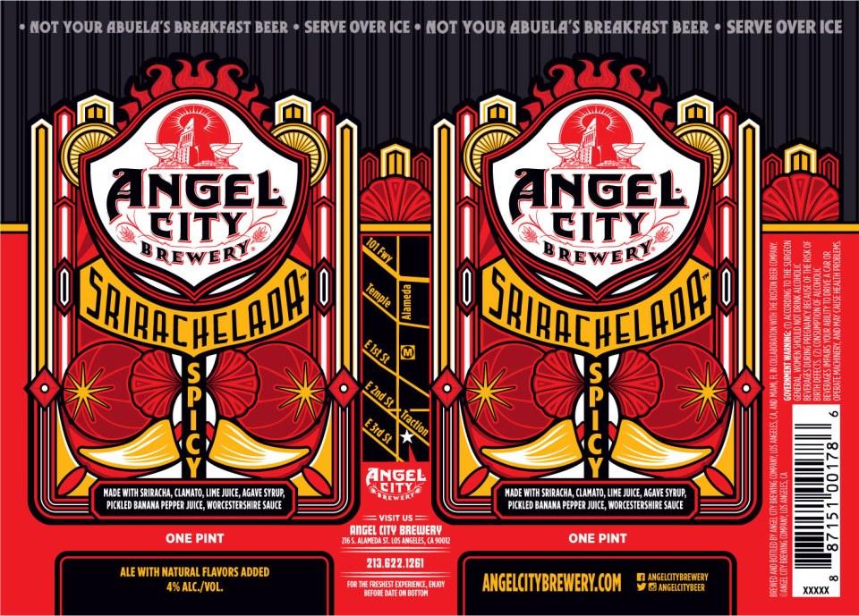 Angel City Sirachalada