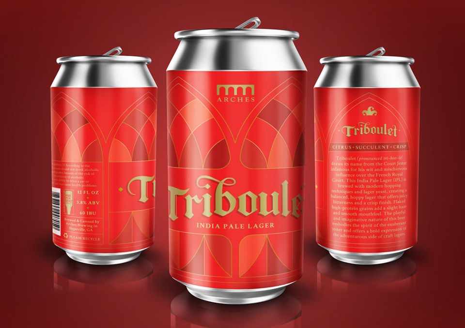 Arches Brewing Triboulet