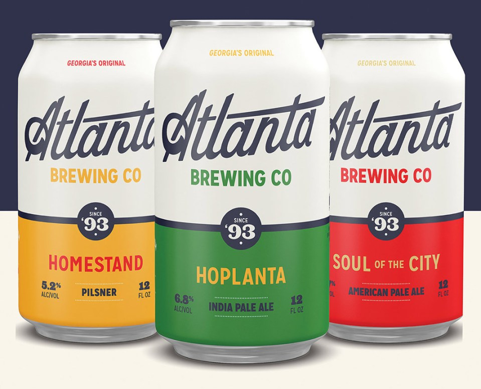 Atlanta Brewing Company Refresh 2018