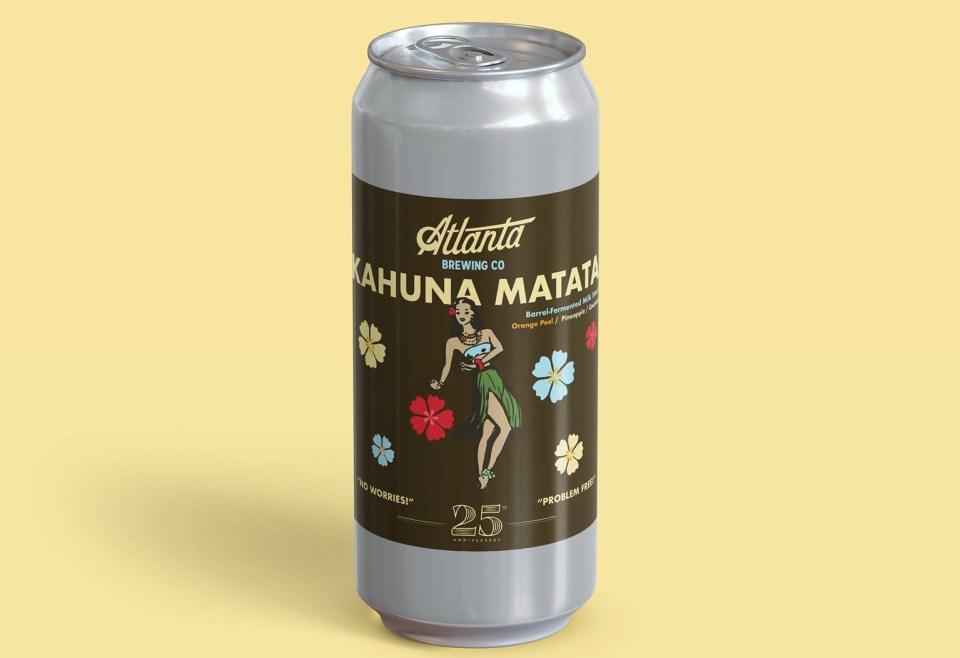 Atlanta Brewing Hakuna Makata
