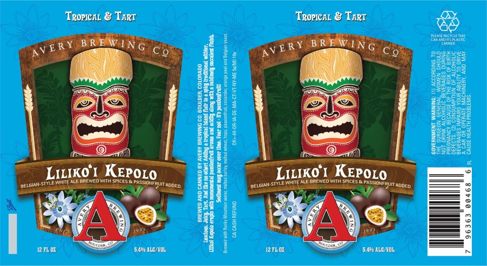 Avery Brewing Lililoi Kepolo