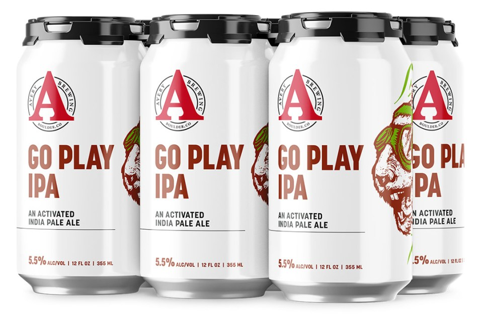 Avery Go Play IPA