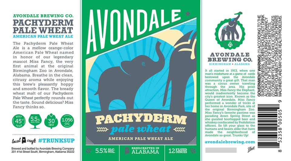 Avondale Pachyderm Pale Wheat