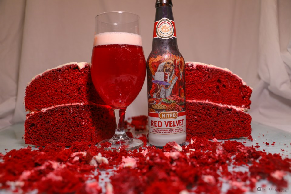 Ballast Point Nitro Red Velvet