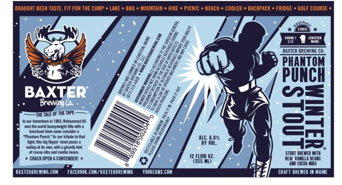 Baxter Brewing Phantom Punch Winter Stout