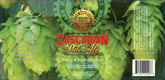 Beer Engineers Cascadian Pale Ale