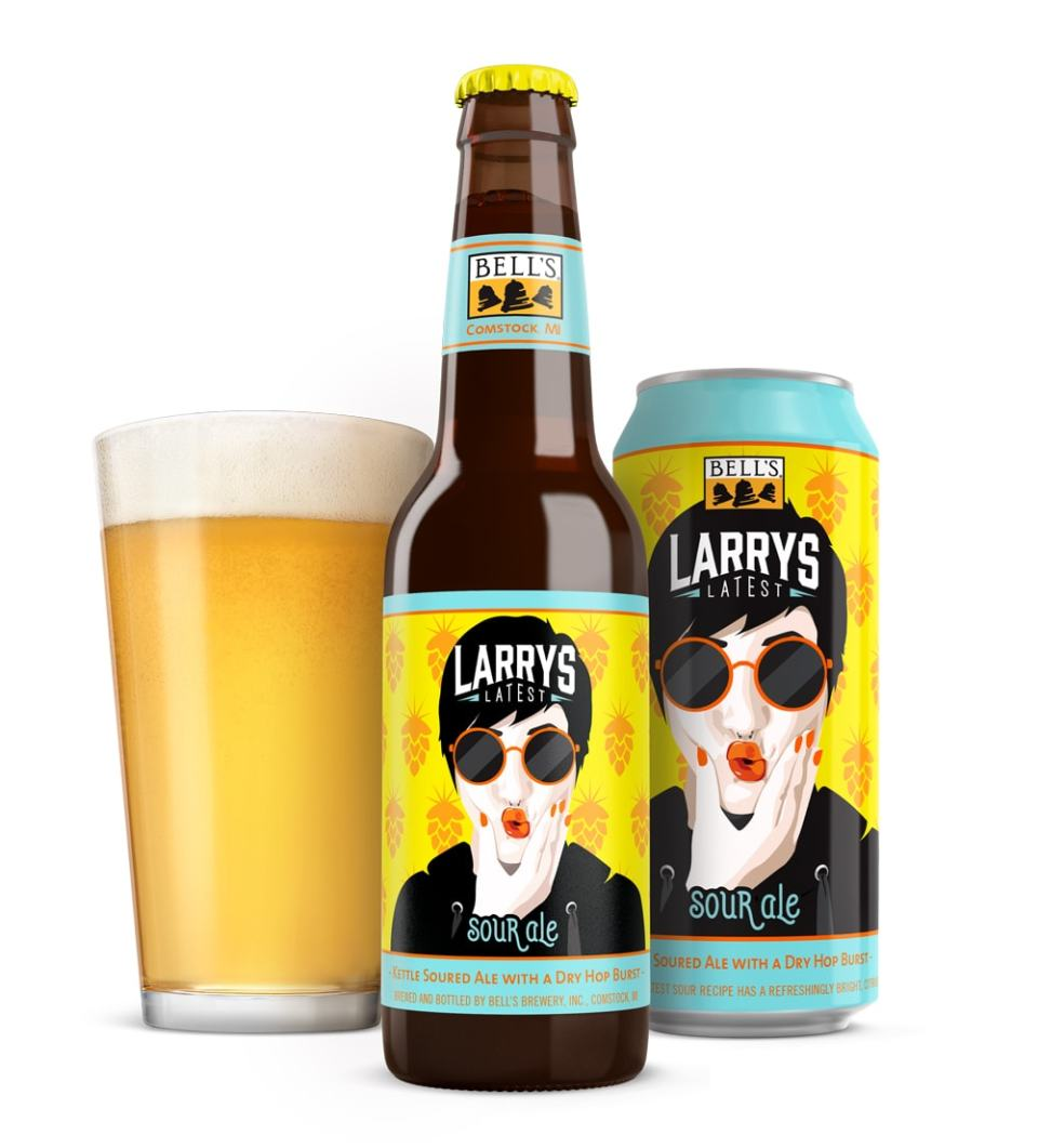 Bell's Larry's Latest Sour Ale