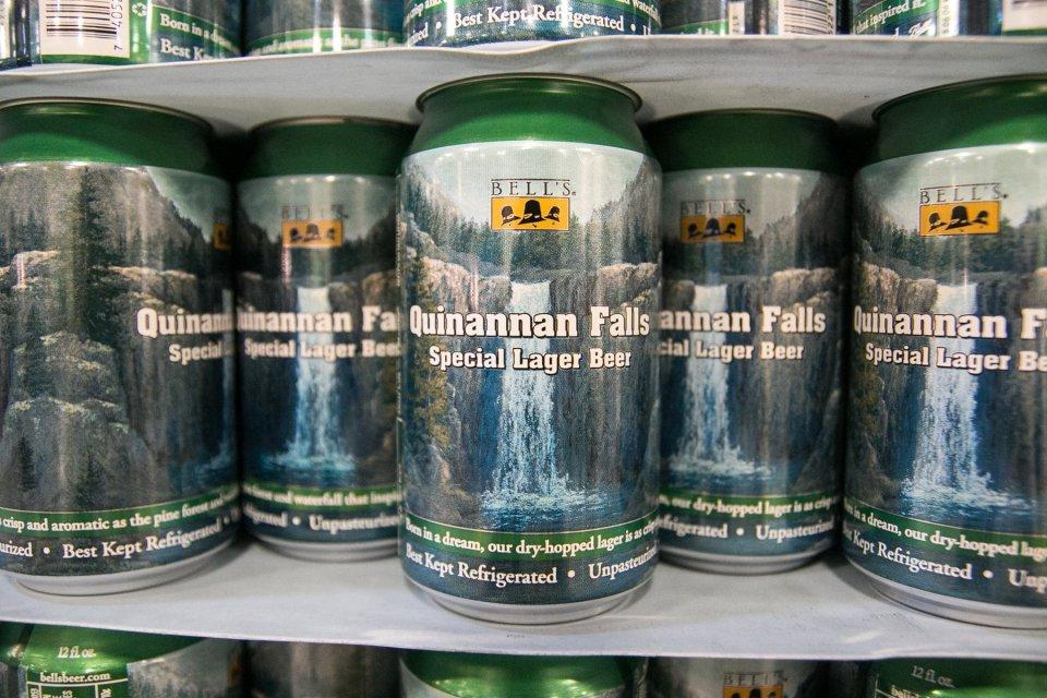 Bell's Quinannan Falls Lager