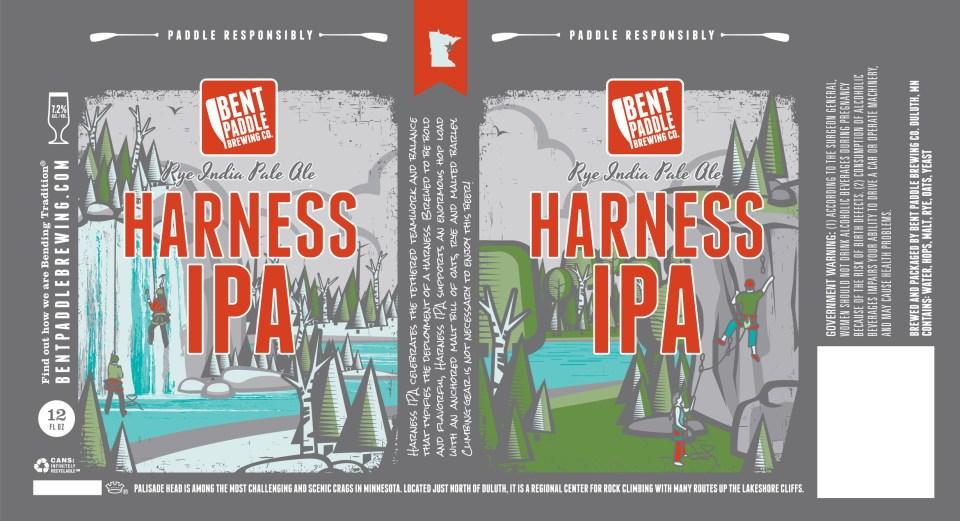 Bent Paddle Harness IPA