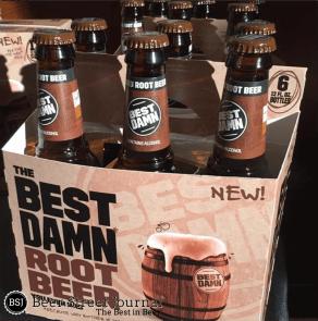 Best Damn Root Beer Bottles