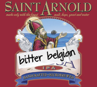Saint Arnold Bitter Belgian