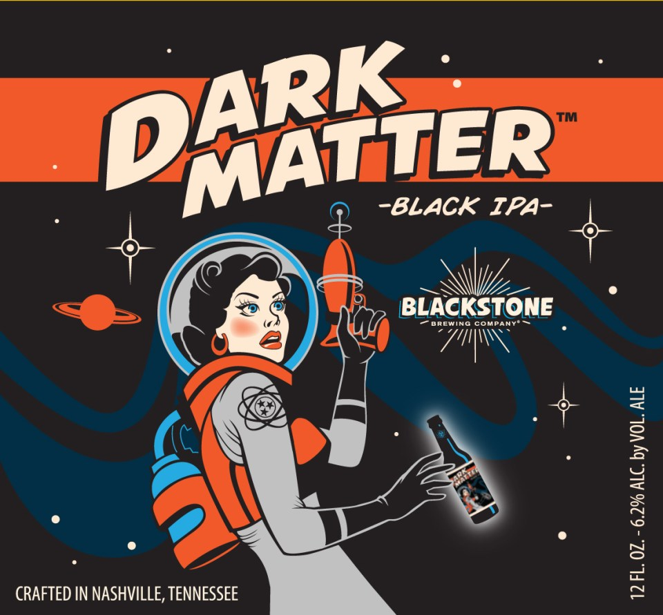 Blackstone Dark Matter Black IPA