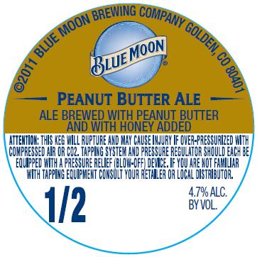 Blue Moon Peanut Butter