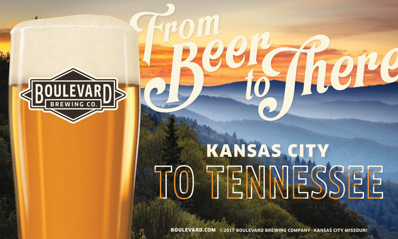 Boulevard Brewing adds Tennessee