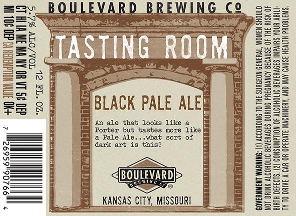 Boulevard Black Pale Ale