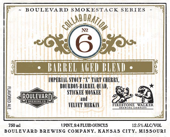 Boulevard Collaboration No. 6 Barrel Aged Blend