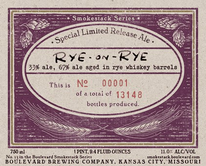 Boulevard Rye-on-Rye