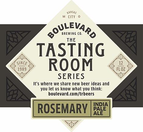 Boulevard Tasting Room Rosemary IPA