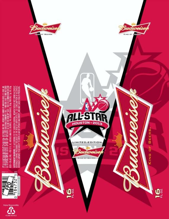 Budweiser Allstar Houston 2013