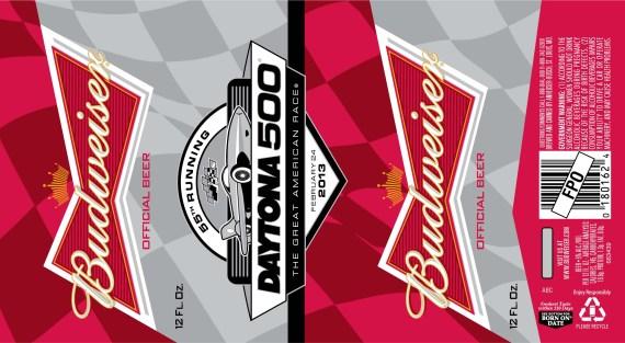 Budweiser Daytona 500 2013