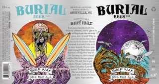 Burial Surf Wax IPA