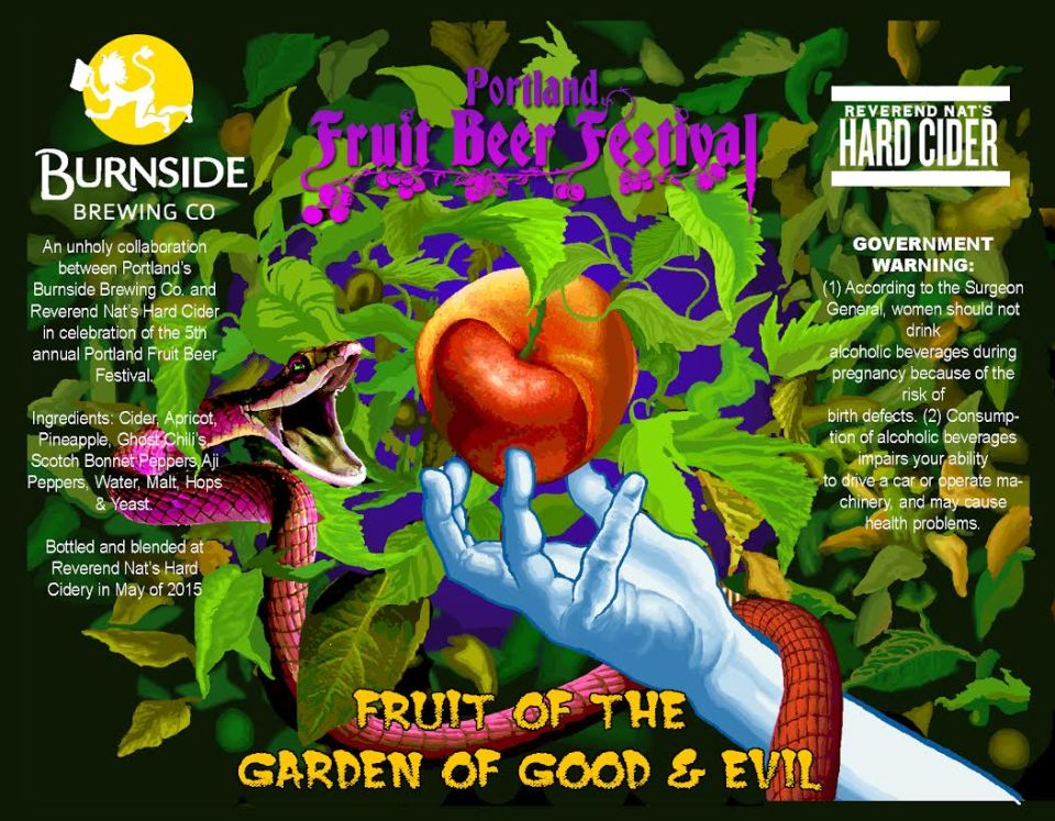 Burnside Fruit of the Garden of Good & Evil